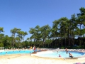 Camping avec piscine et pataugeoire en Vendée