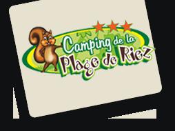 Camping de la Plage de Riez