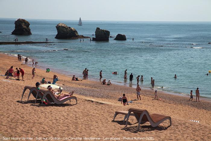 Camping 3 étoiles proche plage Saint Hilaire de Riez