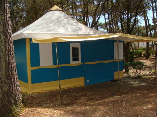 location bungalow les pieds dans l'eau à Saint Hilaire de Riez