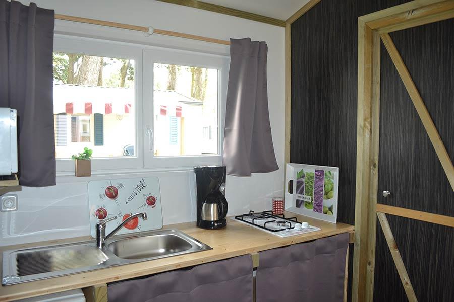 location de mobil home camping Saint Gilles Croix de Vie